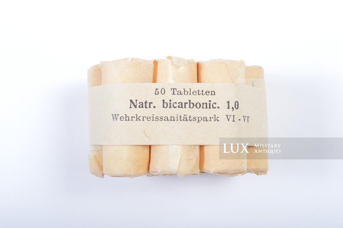 German medical packet of Bicarbonate - photo 4