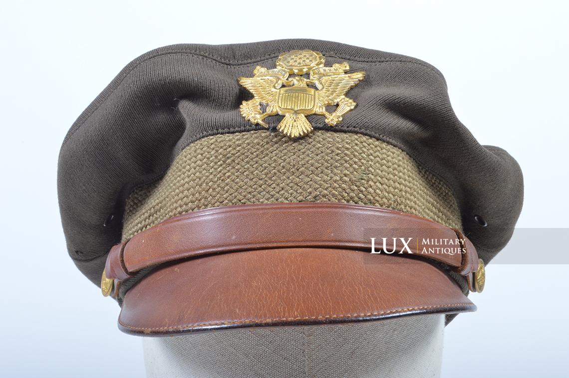 USAAF 50 missions crusher cap, « Luxenberg » - photo 8