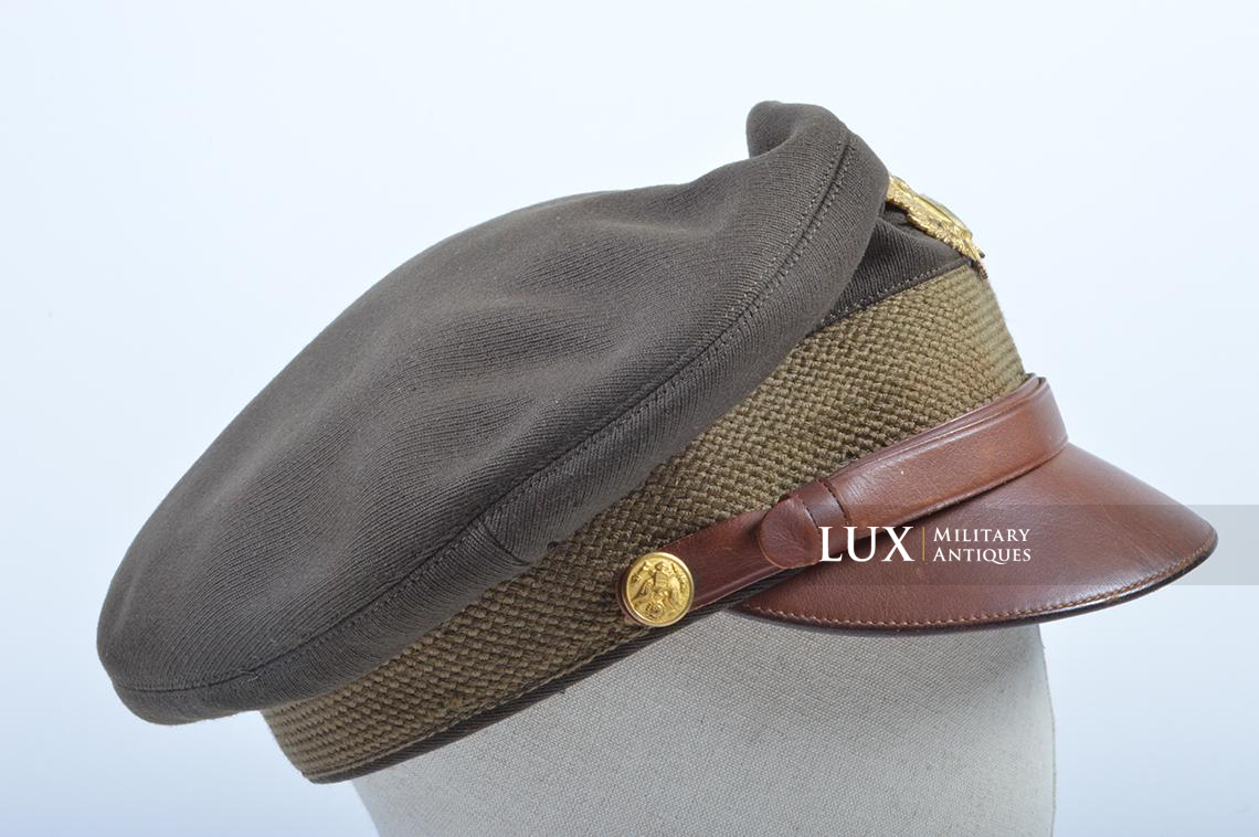 USAAF 50 missions crusher cap, « Luxenberg » - photo 10