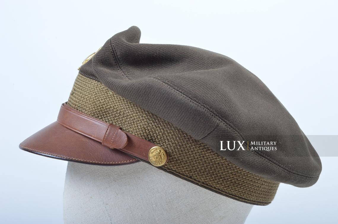 USAAF 50 missions crusher cap, « Luxenberg » - photo 12