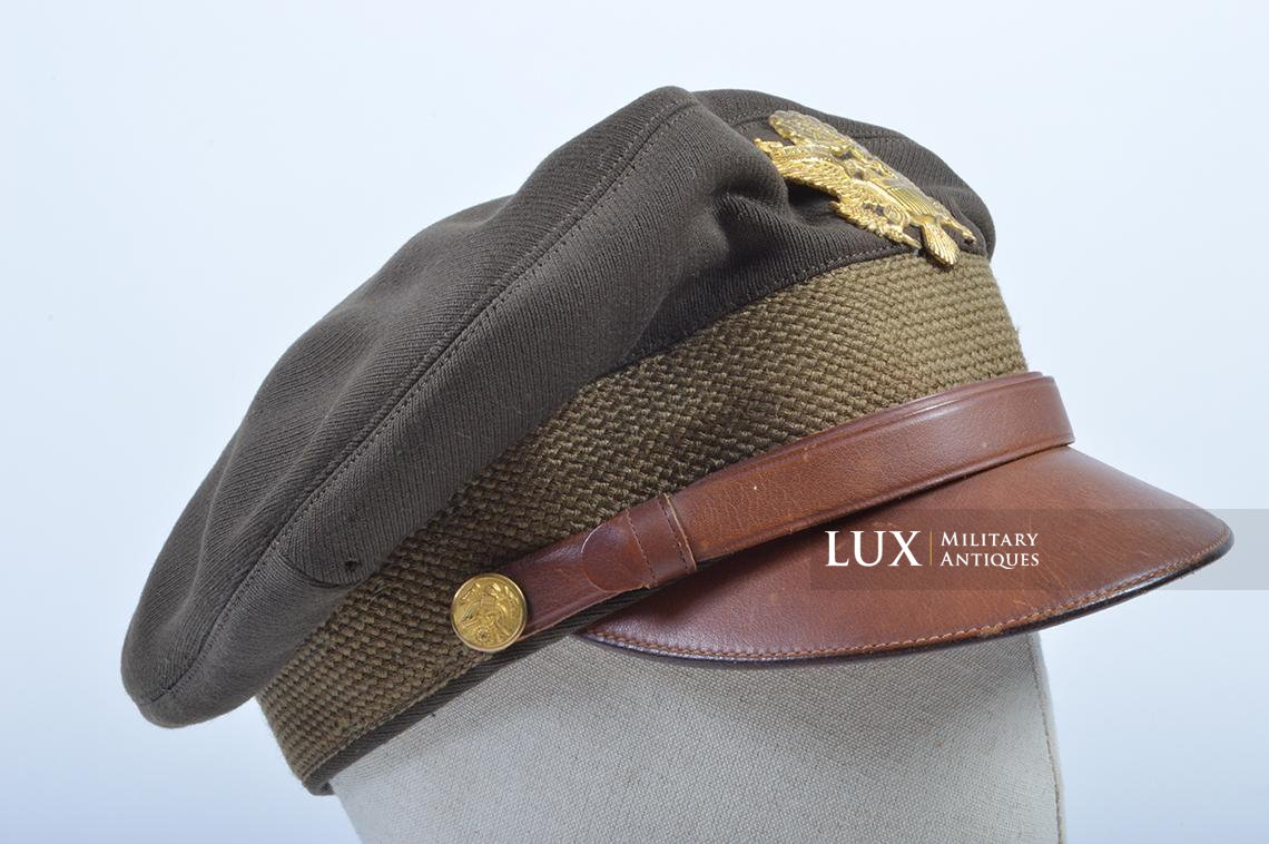 USAAF 50 missions crusher cap, « Luxenberg » - photo 9