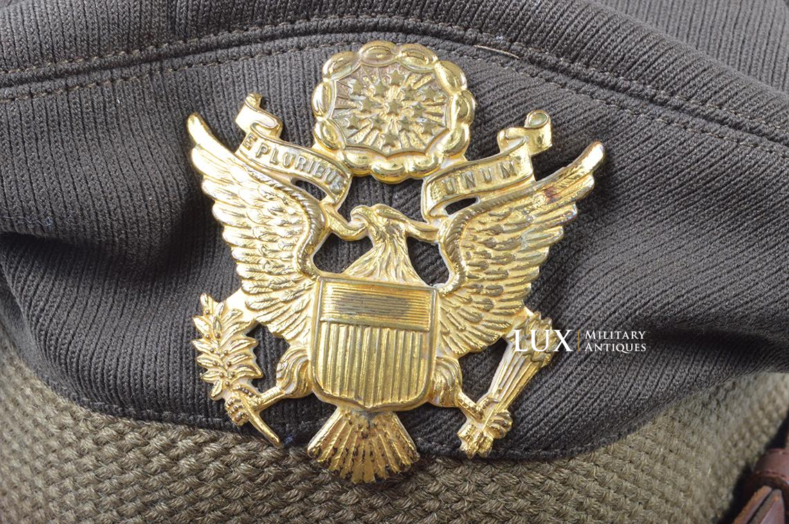 USAAF 50 missions crusher cap, « Luxenberg » - photo 14