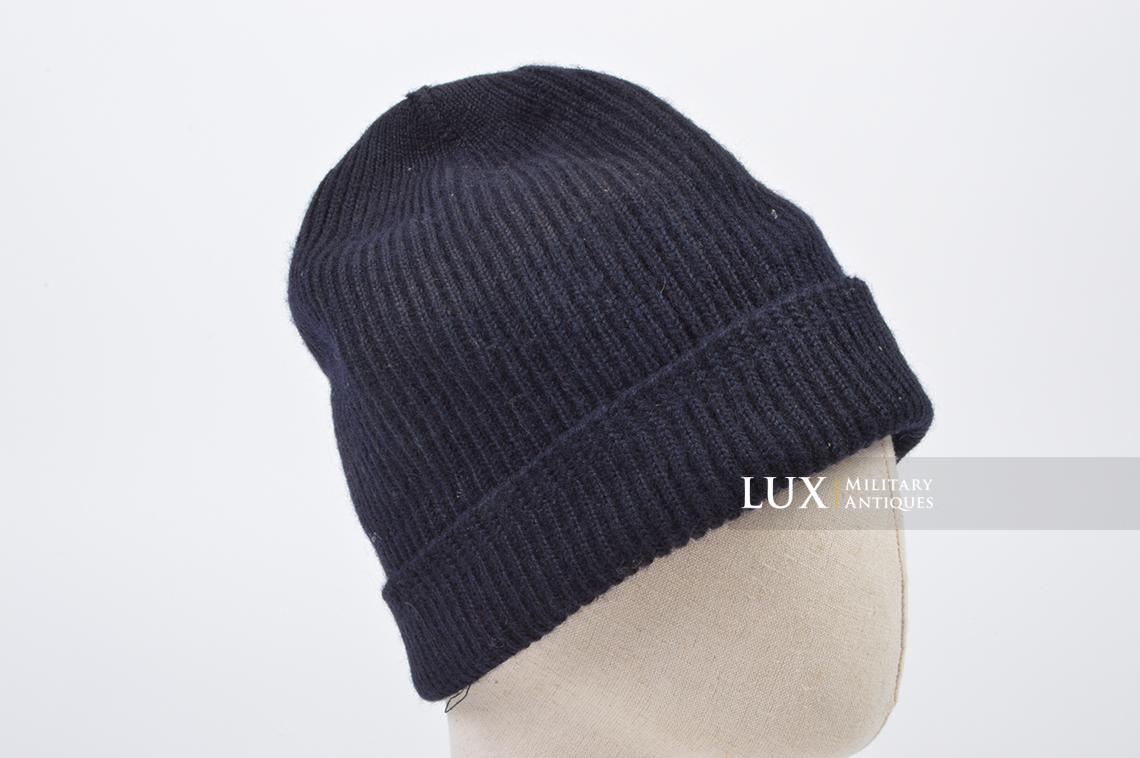 US Navy issued watch cap - photo 9