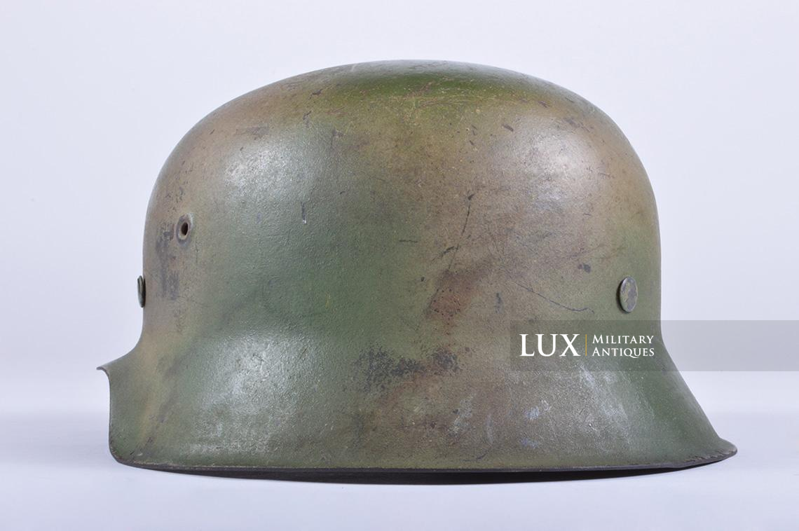M42 Camouflage Two-Tone Spray Combat Helmet - photo 11
