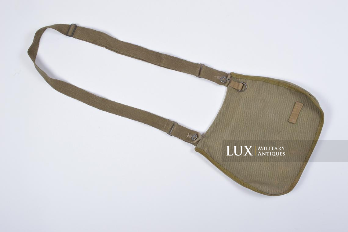 Late-war German breadbag, atypical construction - photo 4