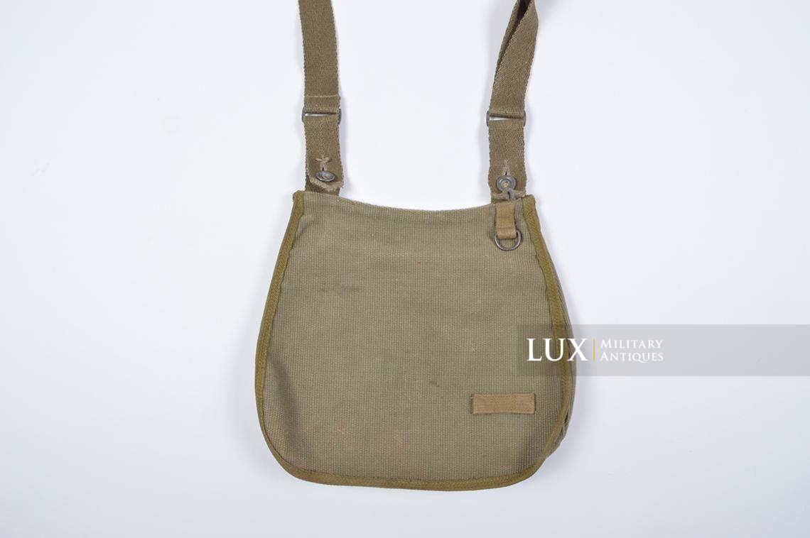 Late-war German breadbag, atypical construction - photo 8
