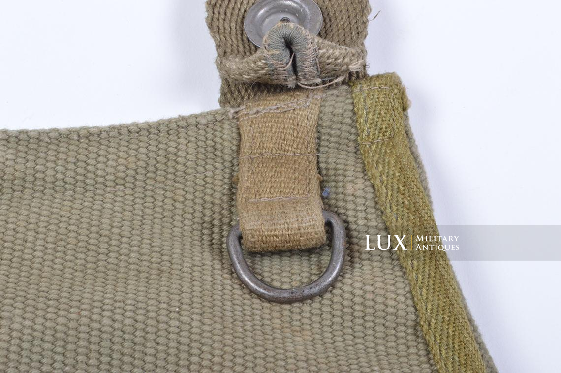 Late-war German breadbag, atypical construction - photo 9