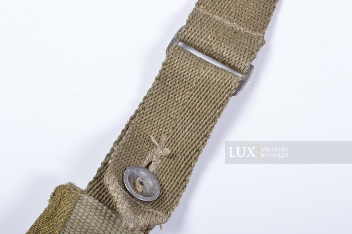 Late-war German breadbag, atypical construction - photo 15
