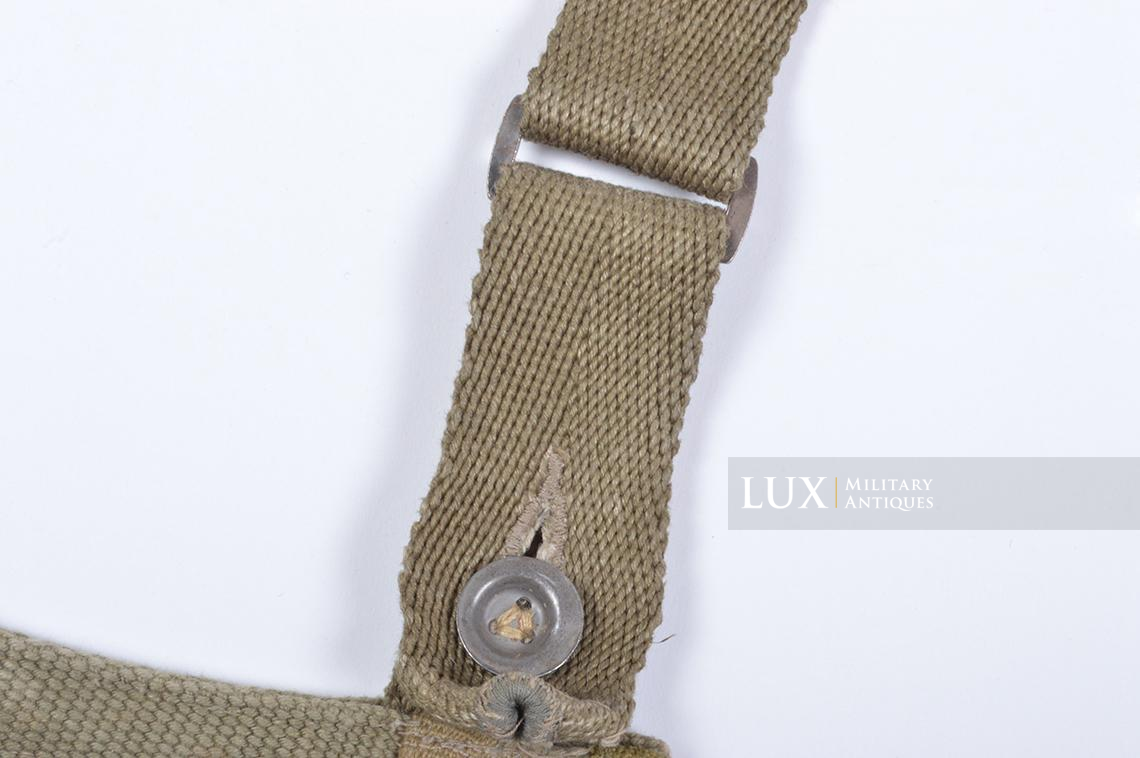 Late-war German breadbag, atypical construction - photo 16