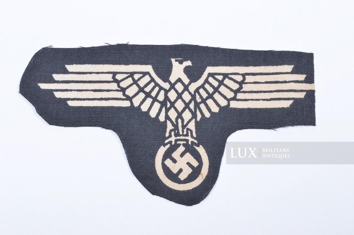 Waffen-SS printed sleeve eagle
