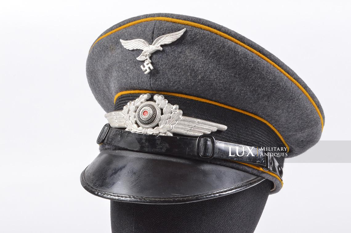 casquette luftwaffe sous officier personnel volant. Black Bedroom Furniture Sets. Home Design Ideas