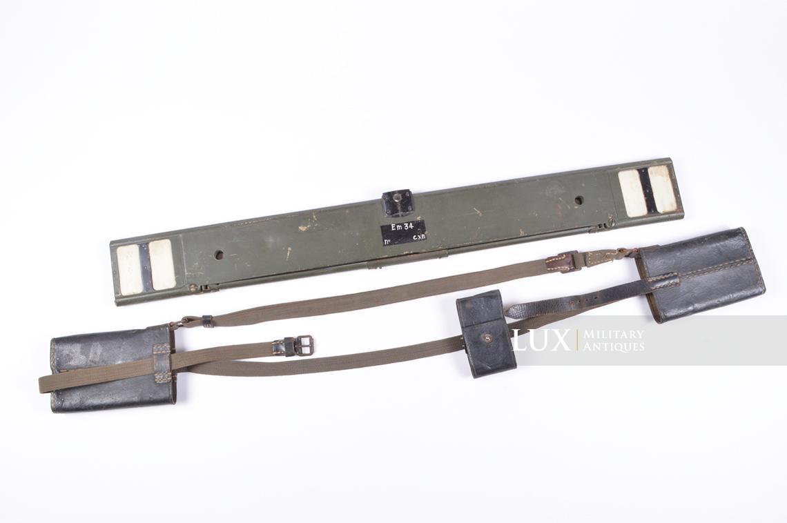 Entfernungsmesser Em 34 : German range finder 34 adjusting lath « entfernungsmesser »