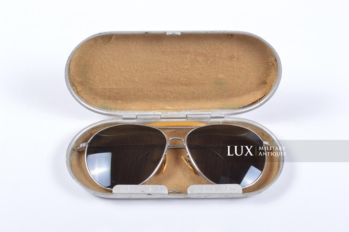 5a20850c46c1f US Army Air Forces AN6531-1 « Bausch   Lomb » aviator sunglasses