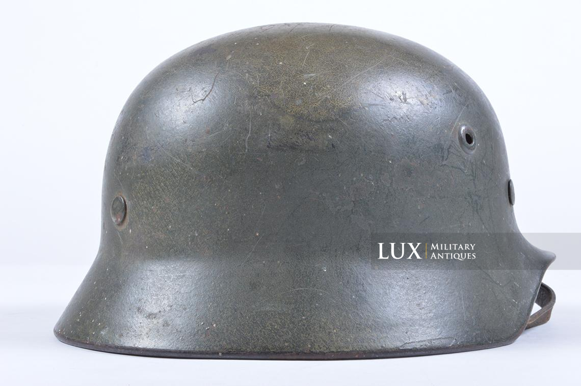 M40 Luftwaffe two-tone camouflage helmet - photo 12