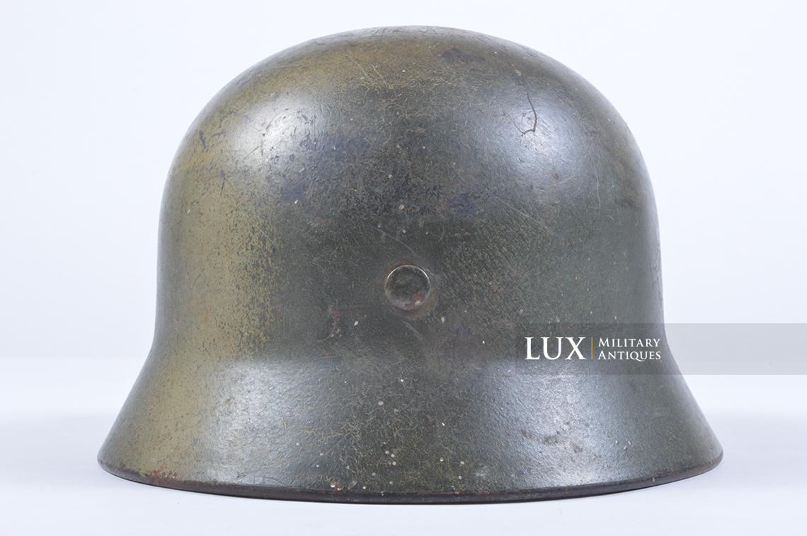 M40 Luftwaffe two-tone camouflage helmet - photo 13