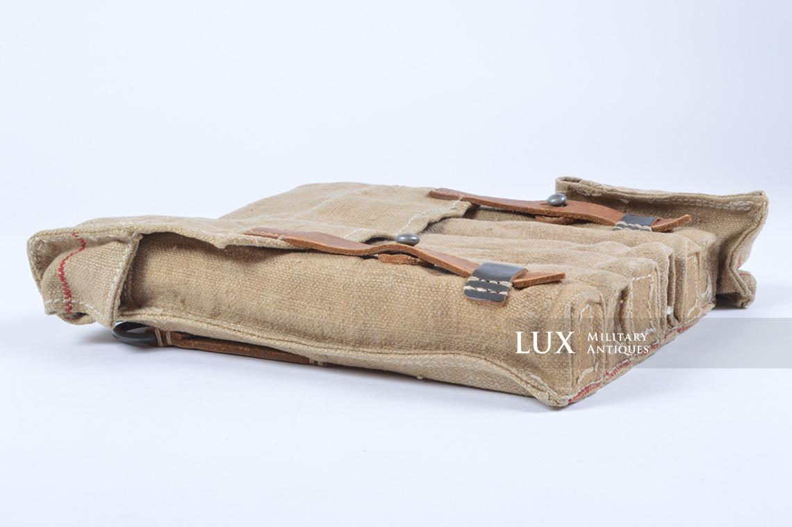 Rare unissued German late-war MP38/40 six-cell pouch, « eyp4 » - photo 11