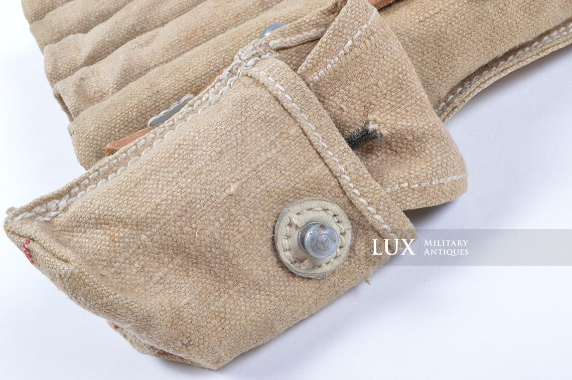Rare unissued German late-war MP38/40 six-cell pouch, « eyp4 » - photo 23