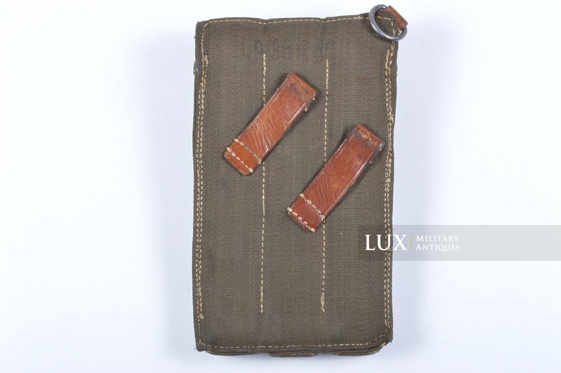 Very rare pair of early MP38/40 pouches, « dkk41 » - photo 13