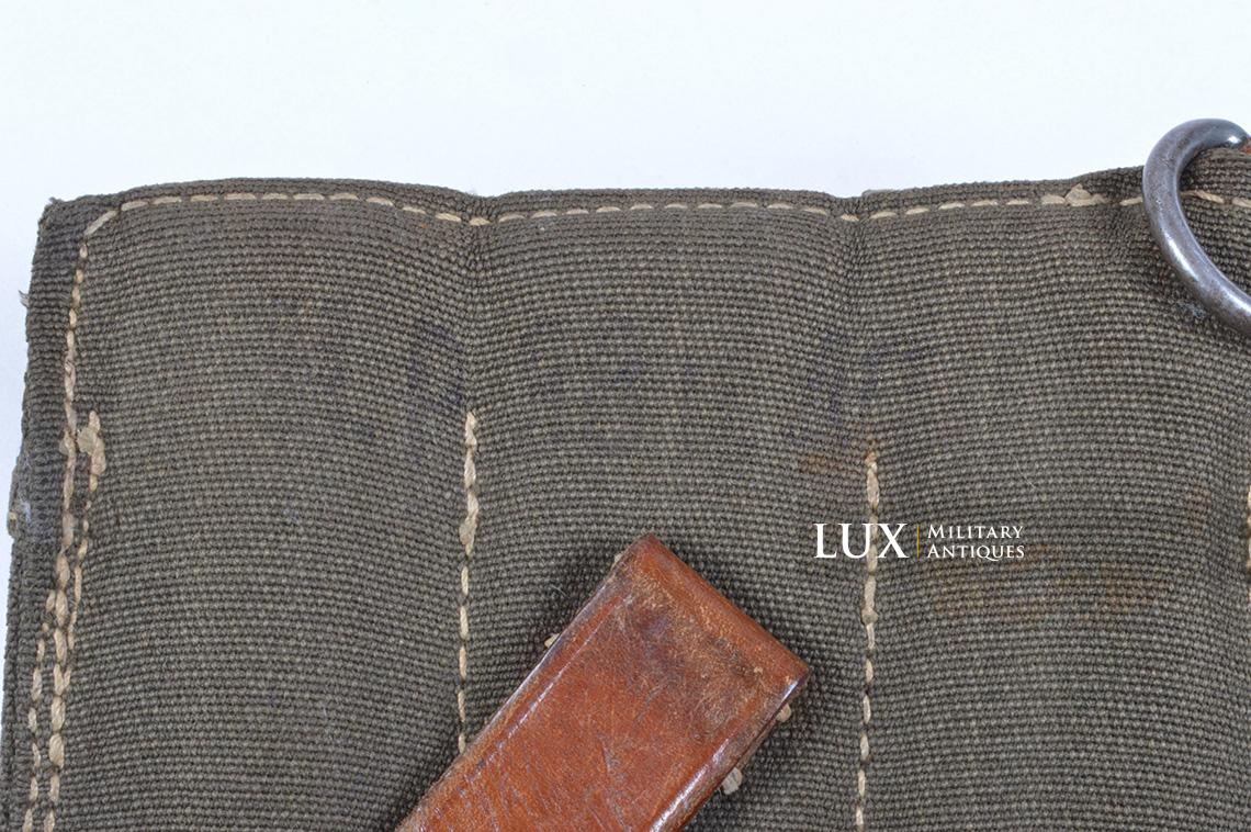 Very rare pair of early MP38/40 pouches, « dkk41 » - photo 14