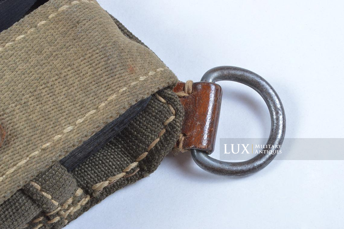 Very rare pair of early MP38/40 pouches, « dkk41 » - photo 29