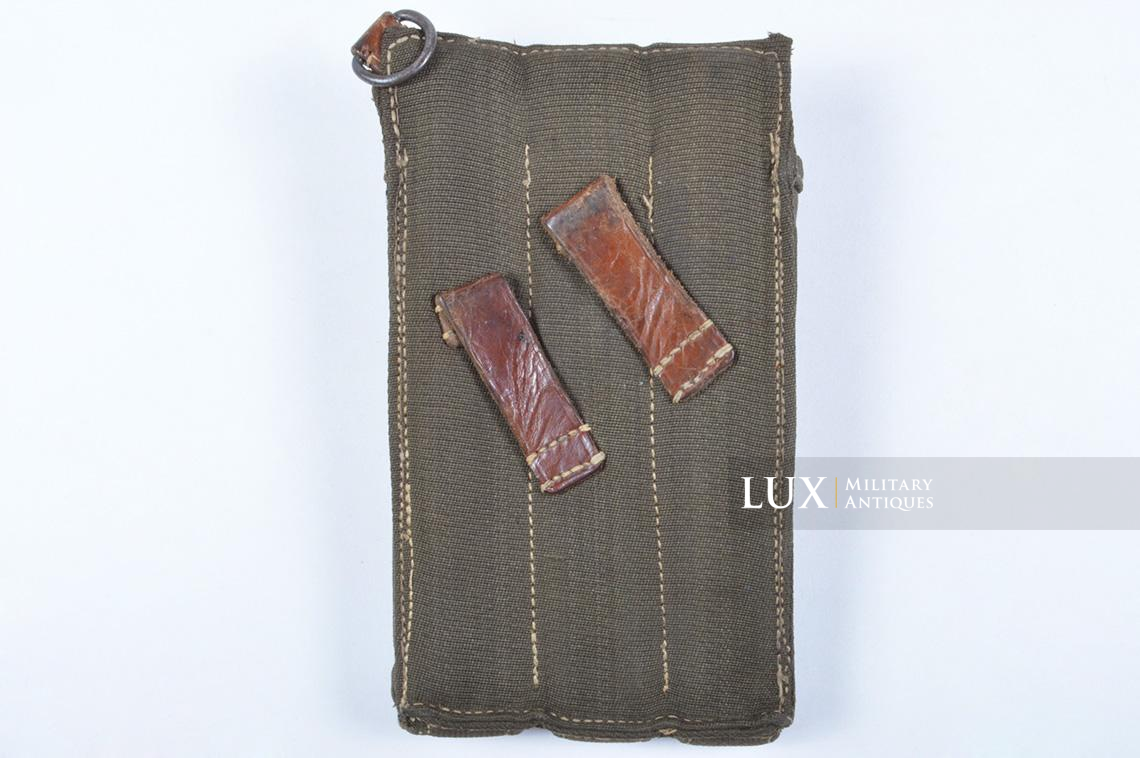 Very rare pair of early MP38/40 pouches, « dkk41 » - photo 30