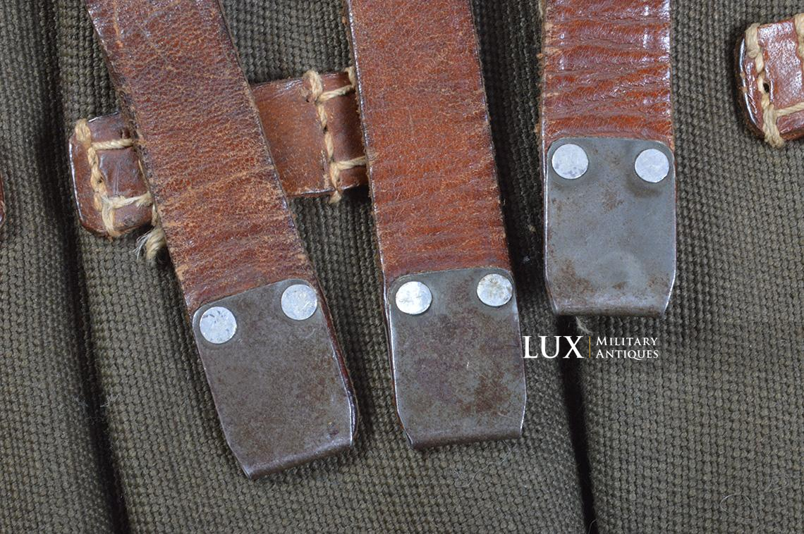 Very rare pair of early MP38/40 pouches, « dkk41 » - photo 44