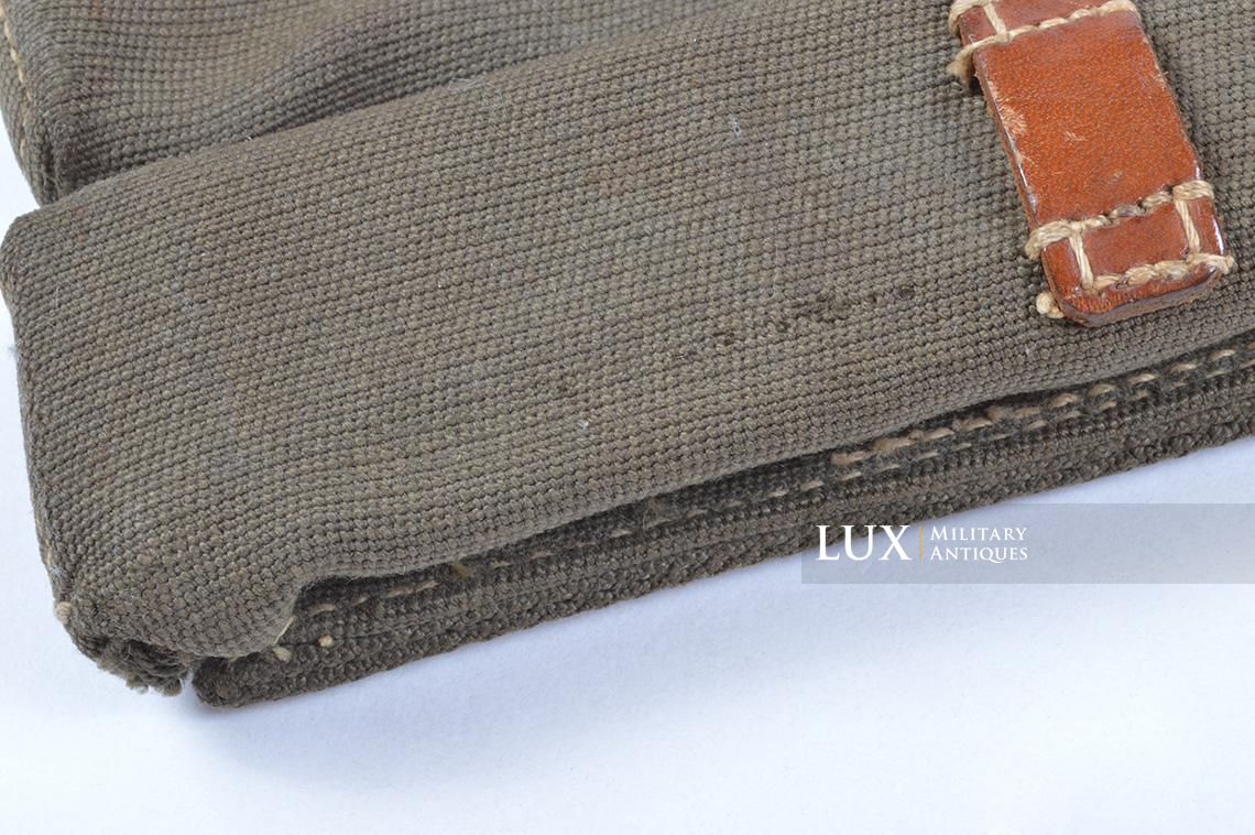 Very rare pair of early MP38/40 pouches, « dkk41 » - photo 45