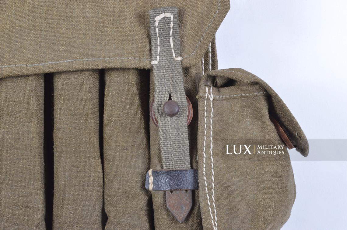 German 6 pocket MP38/40 pouch, « bla/1944 » - photo 10