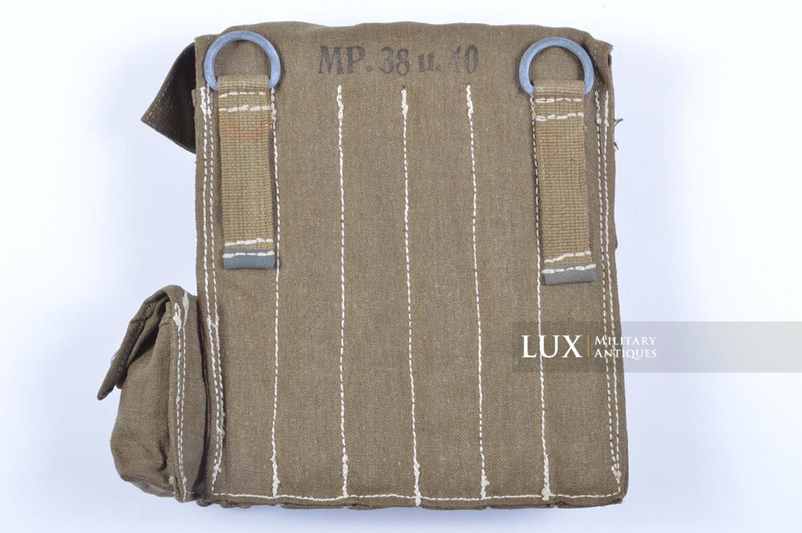 German 6 pocket MP38/40 pouch, « bla/1944 » - photo 11