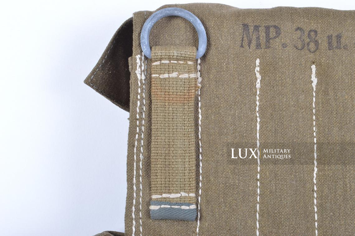 German 6 pocket MP38/40 pouch, « bla/1944 » - photo 12