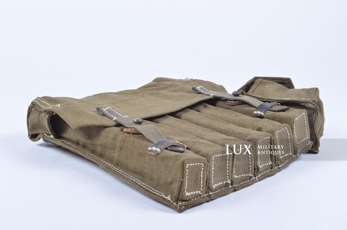 German 6 pocket MP38/40 pouch, « bla/1944 » - photo 17