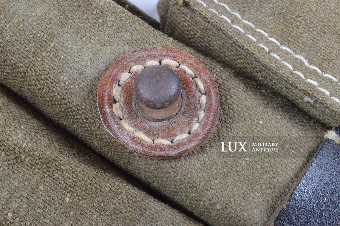 German 6 pocket MP38/40 pouch, « bla/1944 » - photo 22