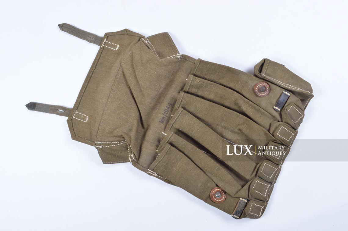 German 6 pocket MP38/40 pouch, « bla/1944 » - photo 20