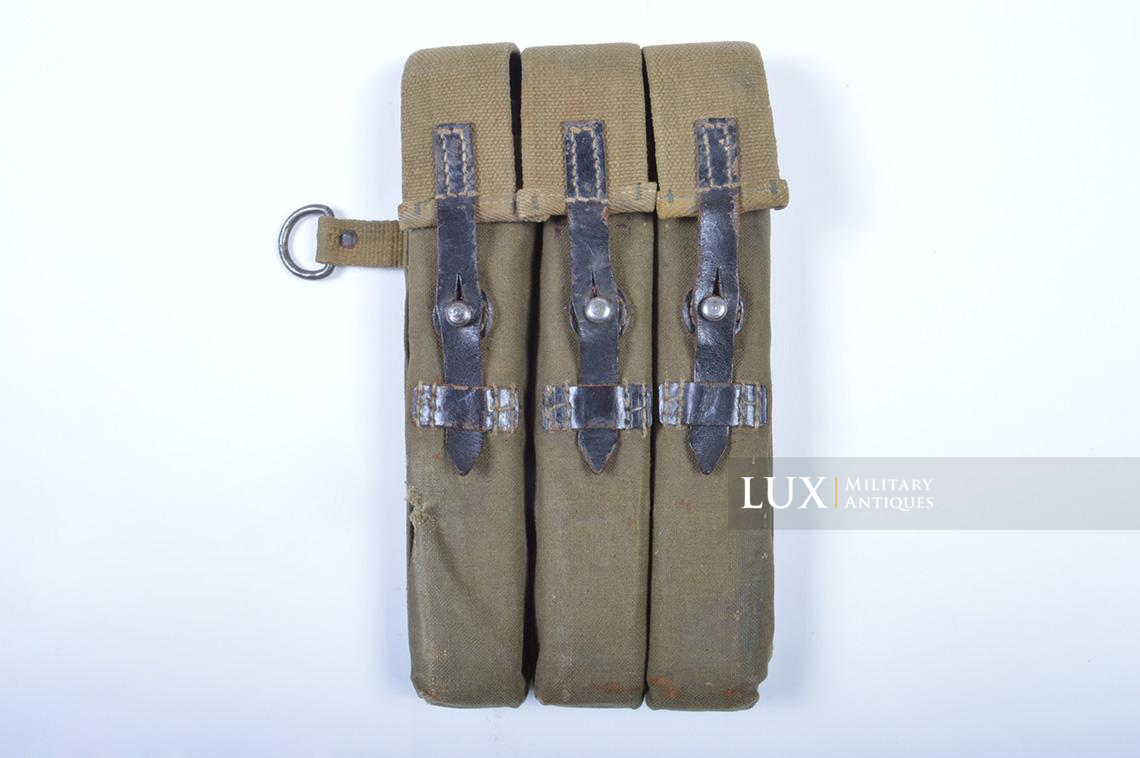 Late-war MP38/40 pouch, « bdr43 » - photo 4