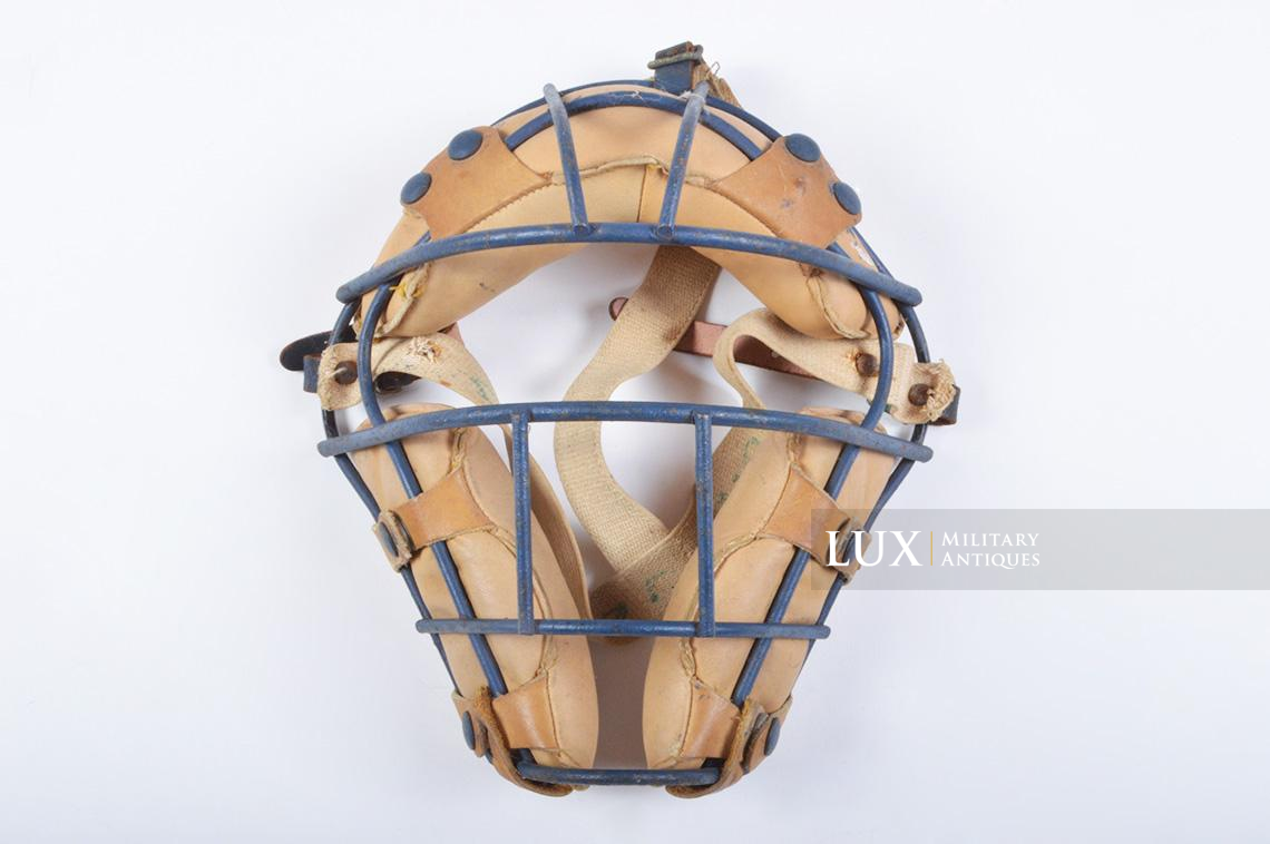 US Army issued baseball catcher's mask - photo 4