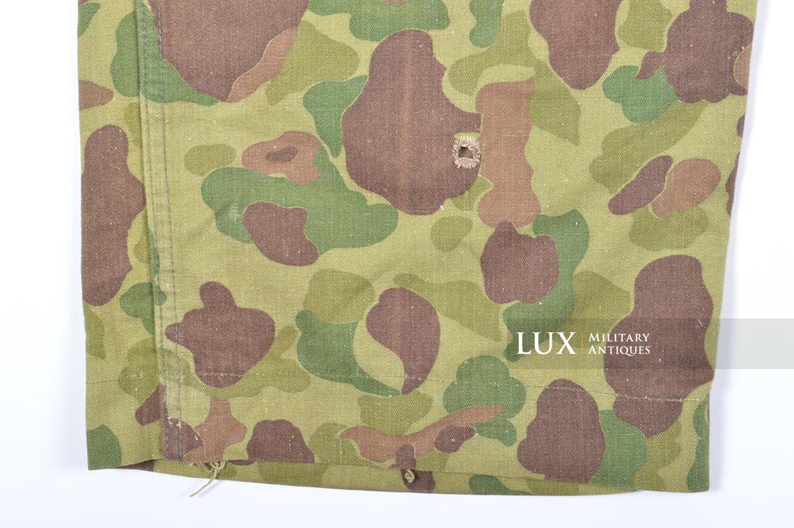 US Army issued camouflage combat trousers - photo 8