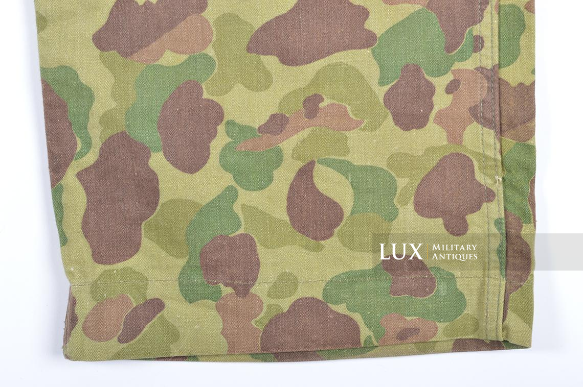 US Army issued camouflage combat trousers - photo 9