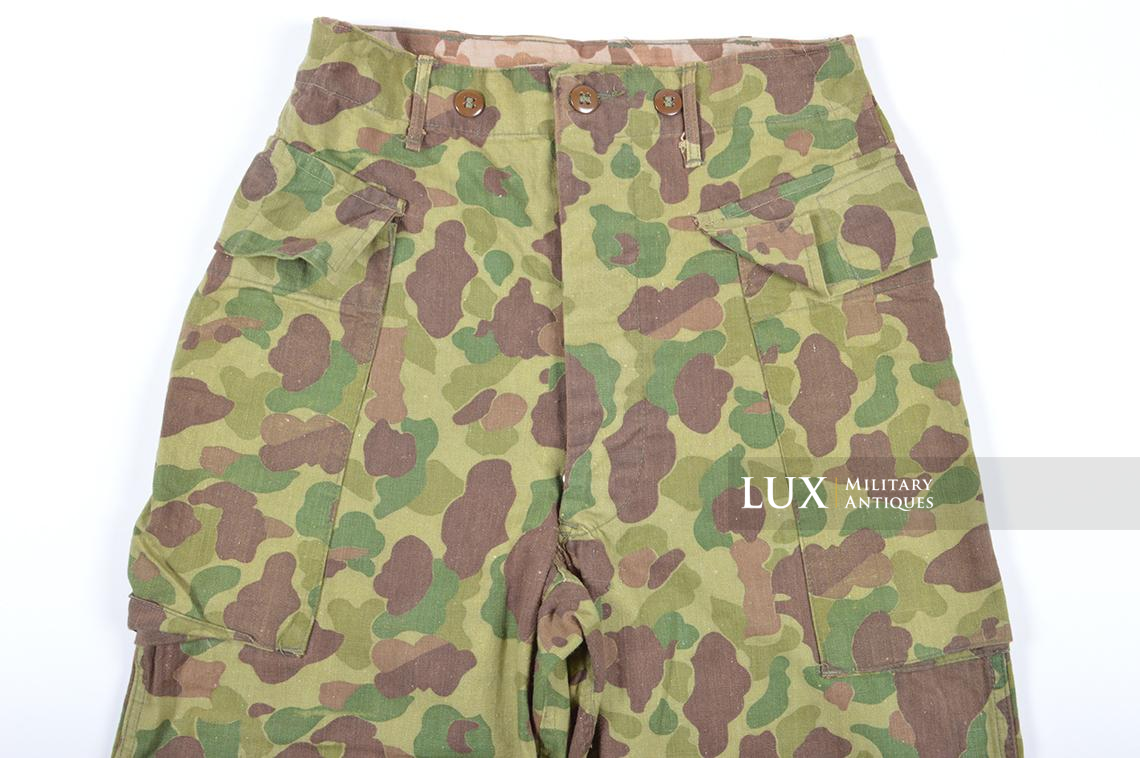 US Army issued camouflage combat trousers - photo 10