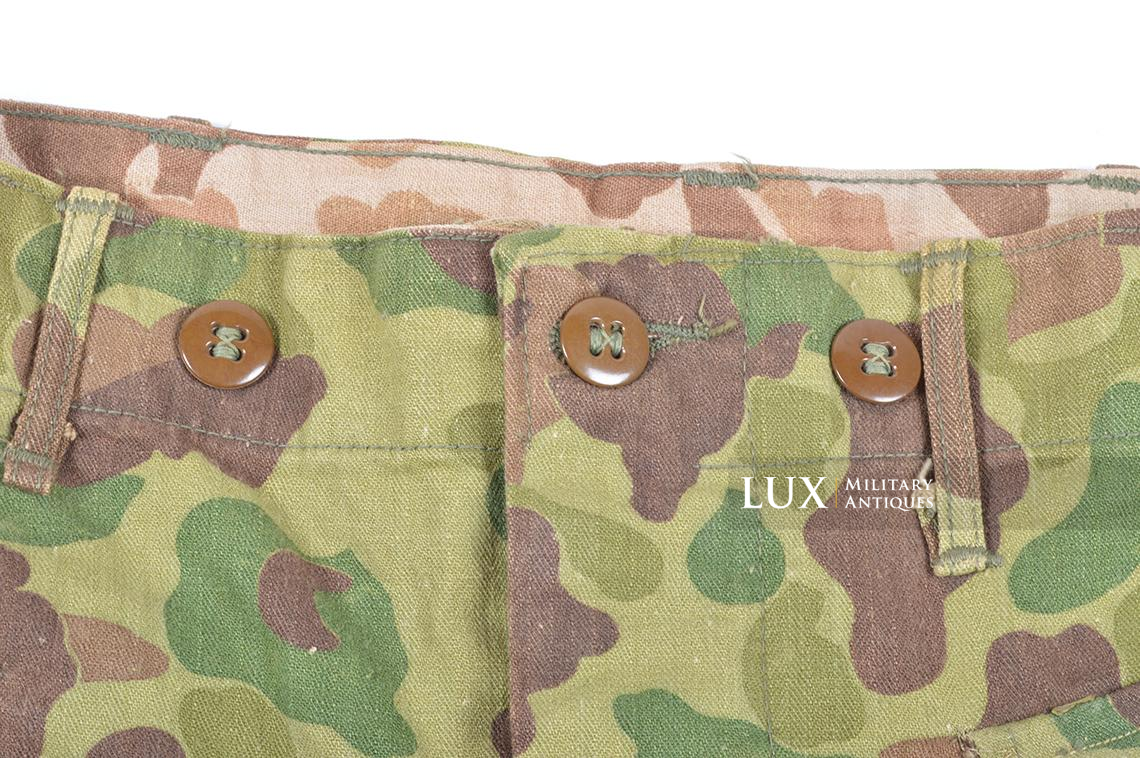 US Army issued camouflage combat trousers - photo 11