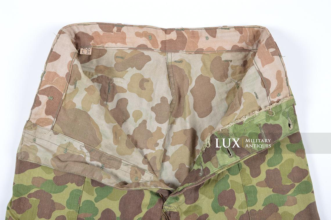 US Army issued camouflage combat trousers - photo 13