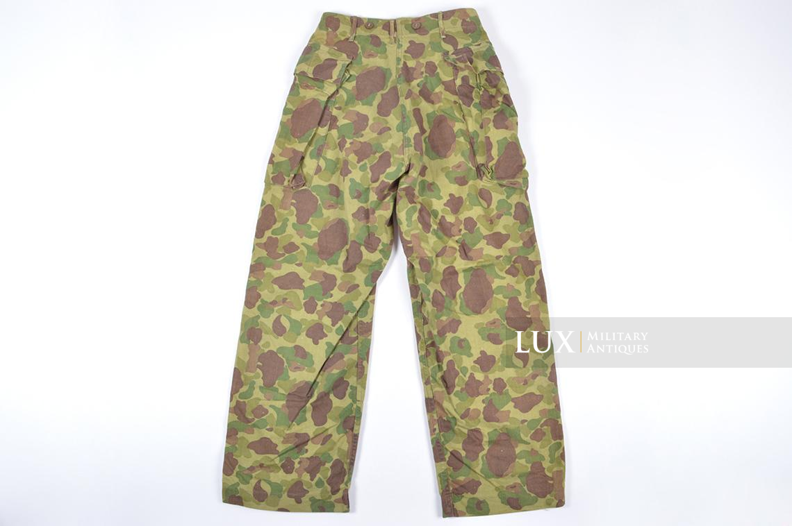 US Army issued camouflage combat trousers - photo 16