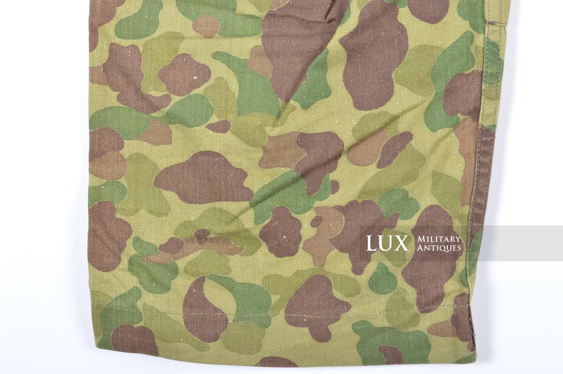 US Army issued camouflage combat trousers - photo 17