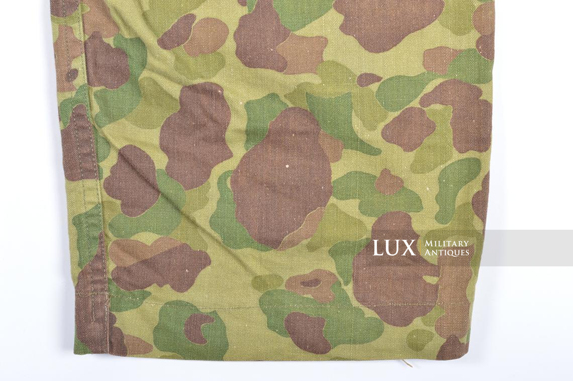 US Army issued camouflage combat trousers - photo 18
