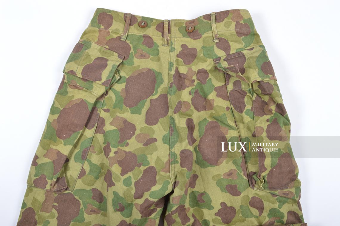 US Army issued camouflage combat trousers - photo 19
