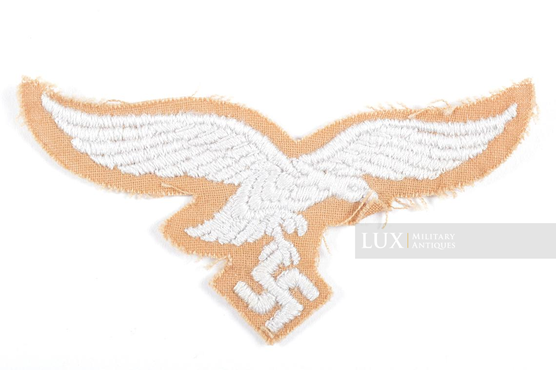 Unissued Luftwaffe tropical tunic breast eagle - photo 4