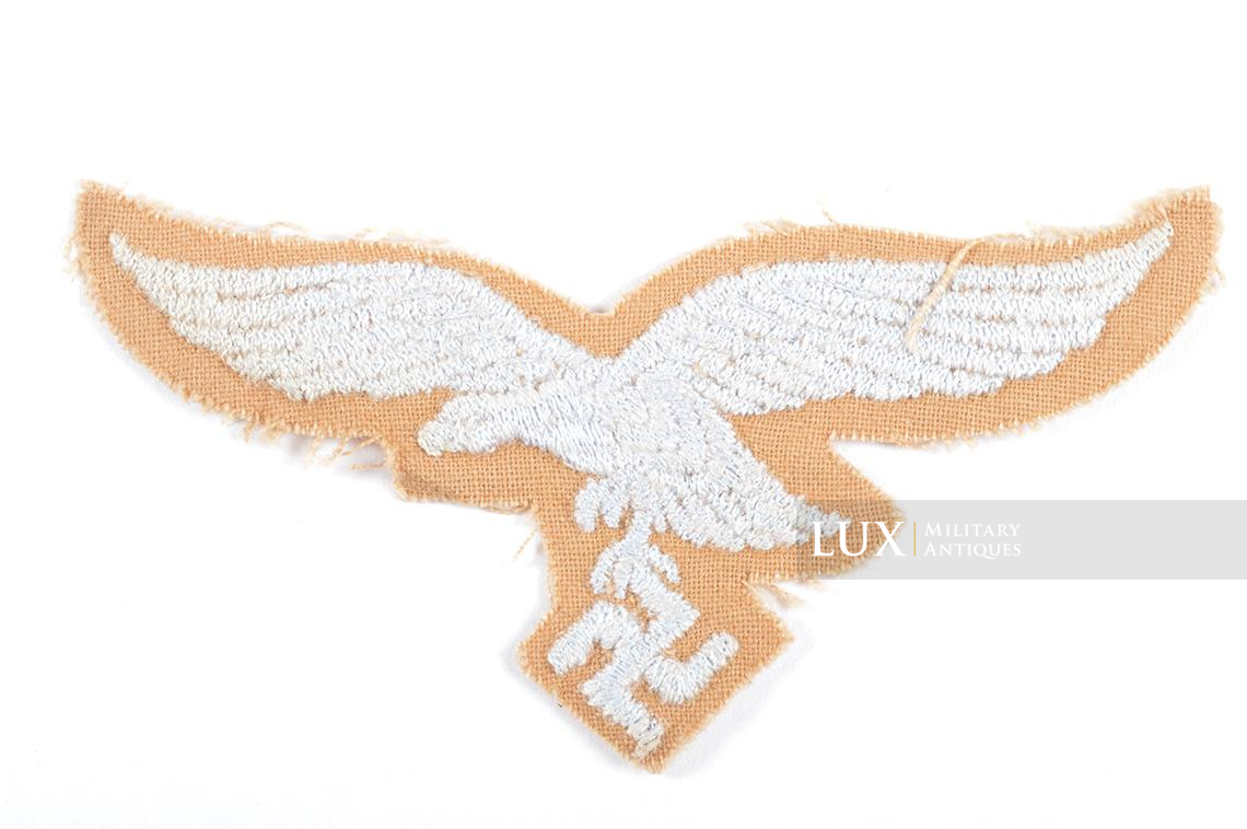 Unissued Luftwaffe tropical tunic breast eagle - photo 8