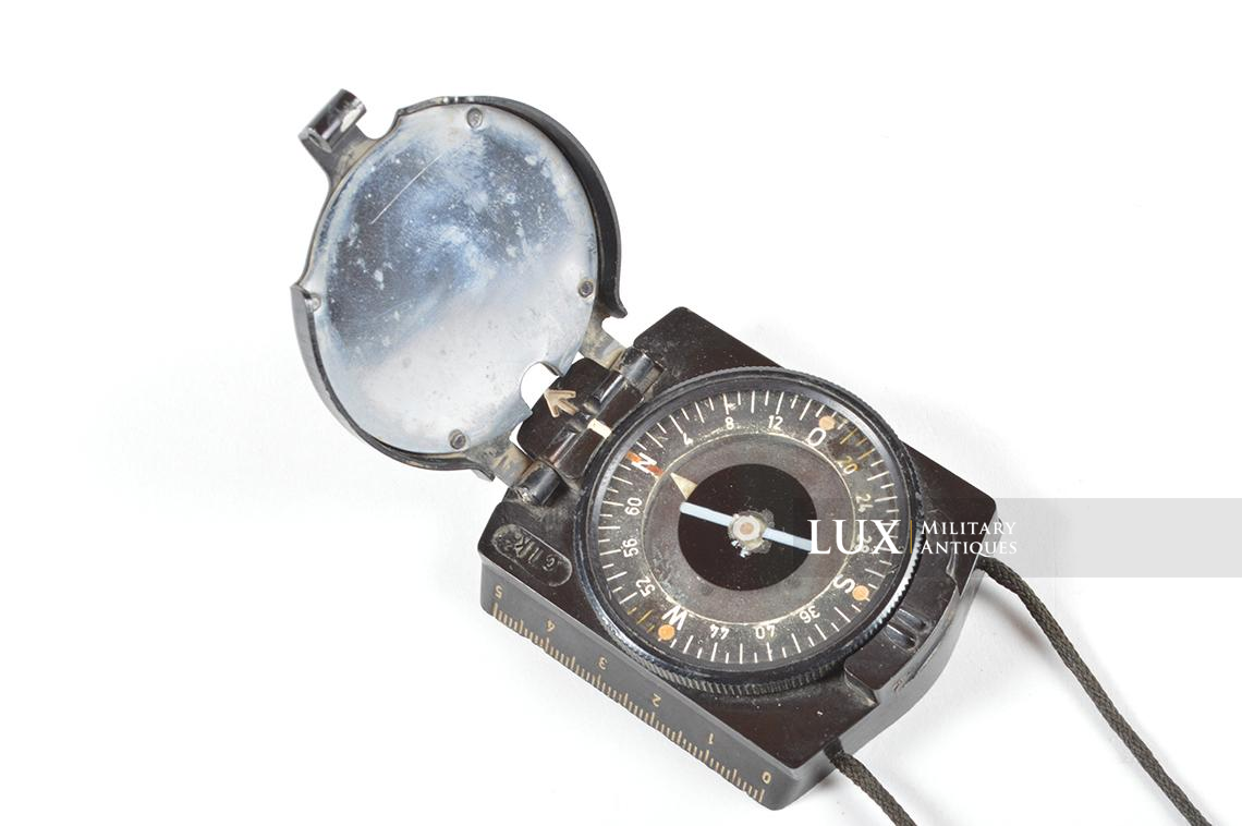 German issued marching compass, « clk » - photo 12