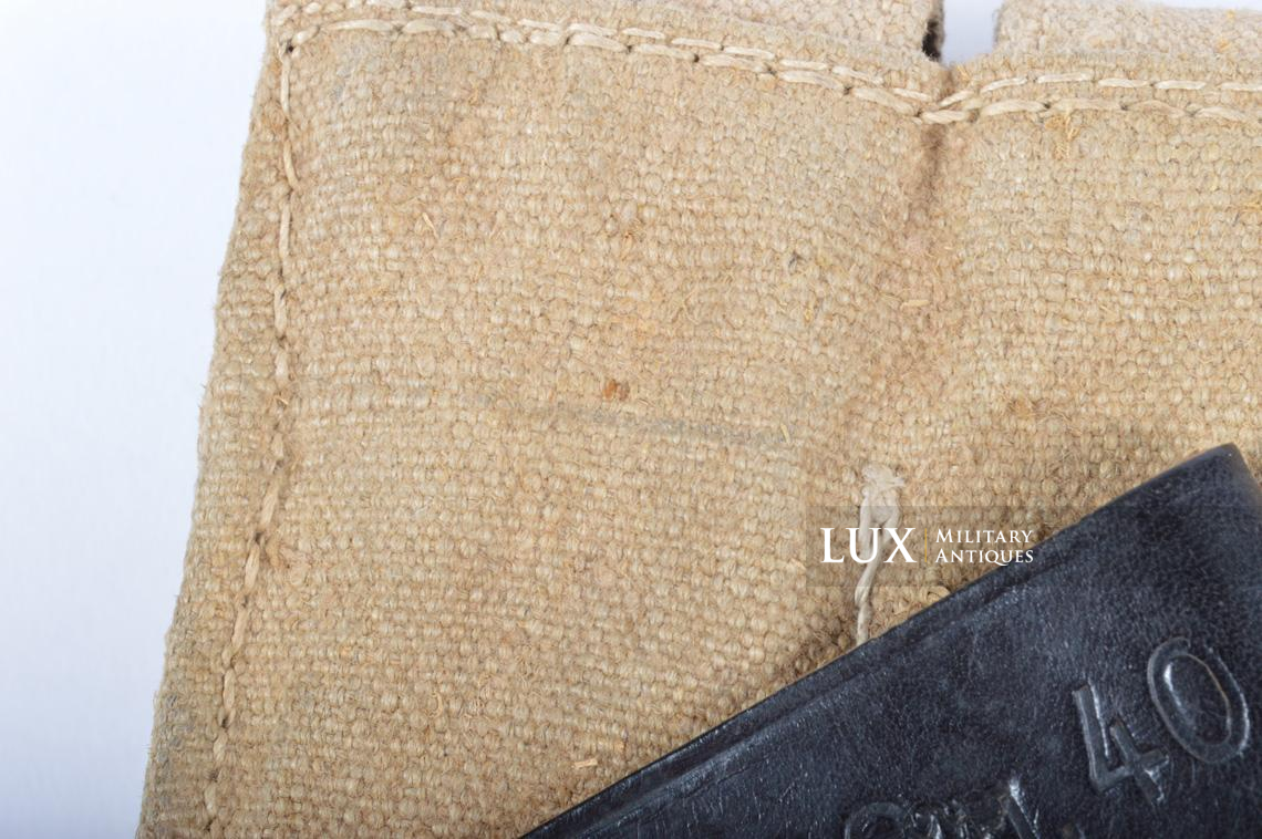 Unissued MP38/40 Tan Pouch, « clg44 » - photo 16