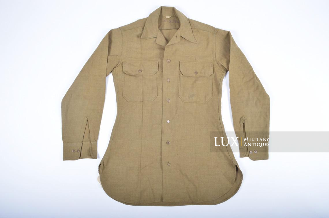 US ARMY issued combat shirt - photo 4
