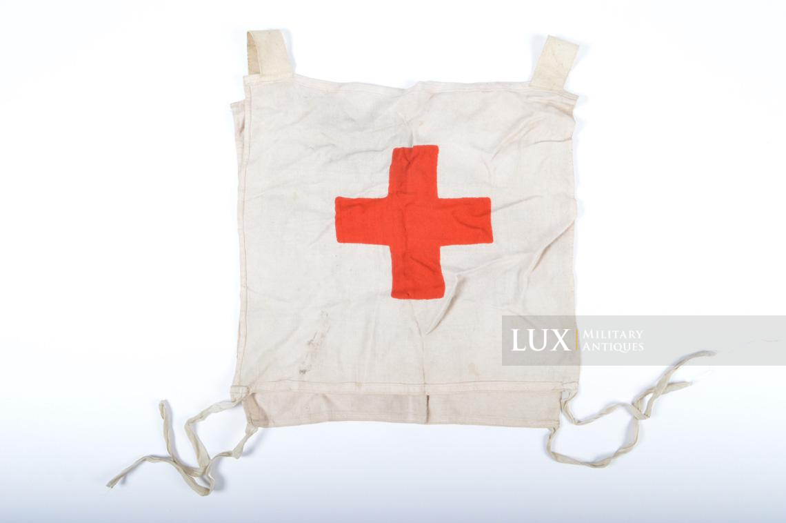 Rare German Wehrmacht issue Medic chest apron, « Medic-ID vest » - photo 26